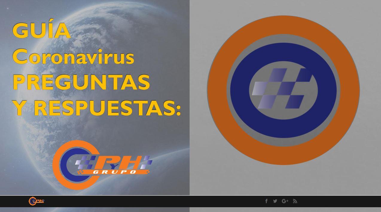 guia preguntas y respuestas coronavirus
