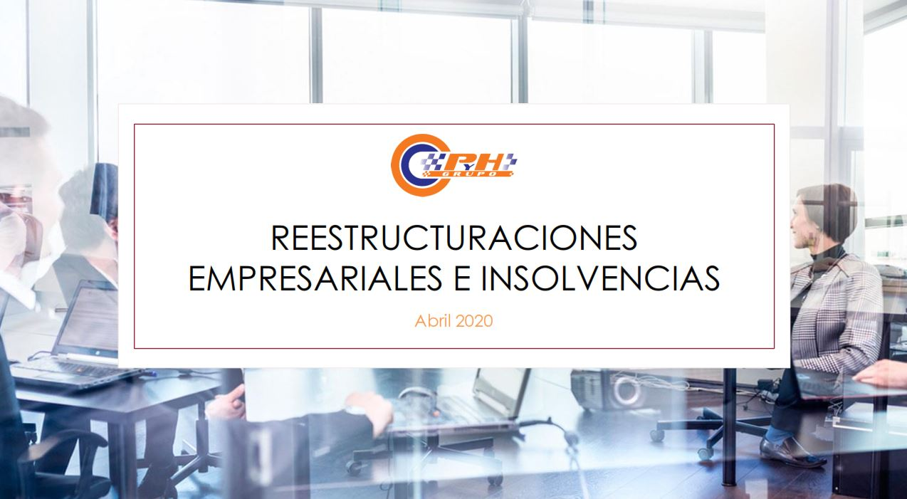 resstructuraciones empresariales e insolvencias